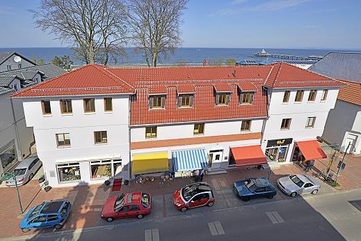 Kaiser Pension In Heringsdorf Auf Usedom An Der Ostsee Home